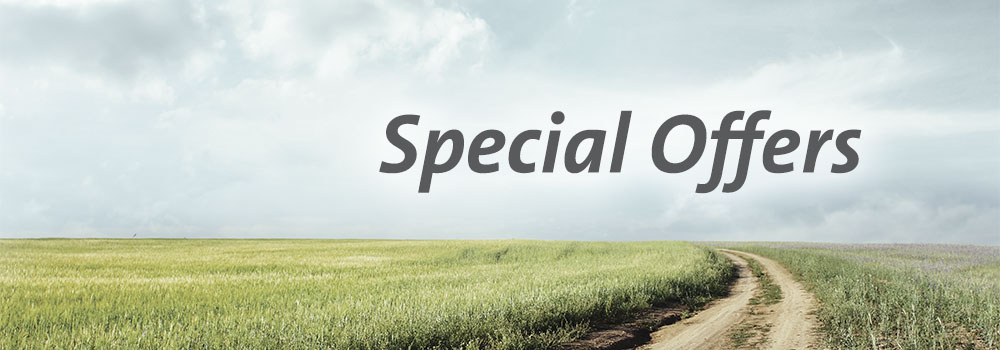 Special Offers Banner